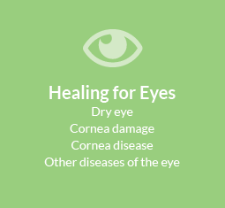 Healing for Eyes