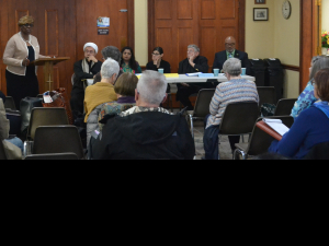 The InterFaith Leadership Council of Metropolitan Detroit hosted an Organ Donation Across the Faith Traditions discussion recently
