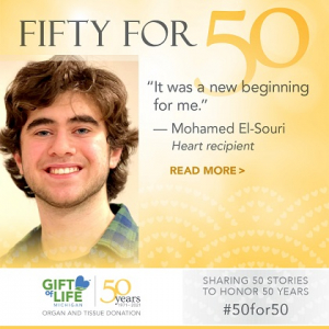 Mohamed El-Souri pediatric transplant week