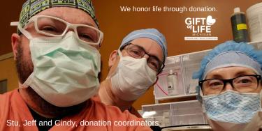 organ donation coordinators