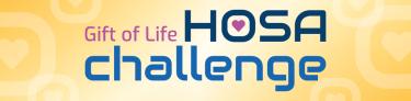 HOSA high school outreach health occupation student association