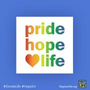 pride hope life