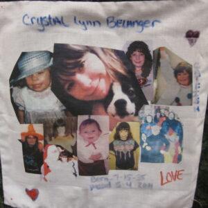 Crystal Belanger, July 1985 - May 2001