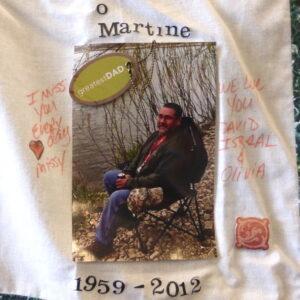 Joe Martinez, 1959 - 2012, We love and miss you