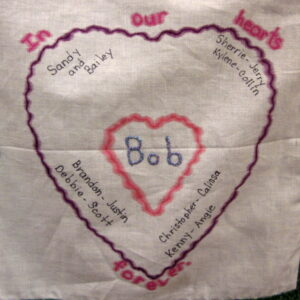 Bob, In Our Hearts