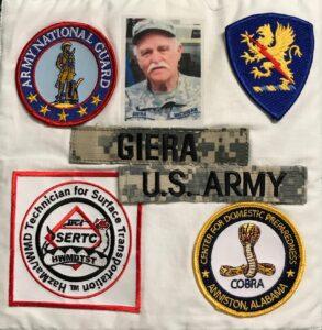 Lyn Giera, US Army National Guard