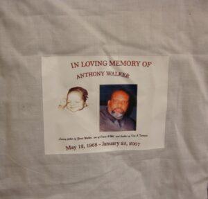 In Loving Memory of Anthony Walker