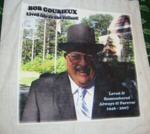Bob Gourieux, Loved and Remembered, Always and Forever