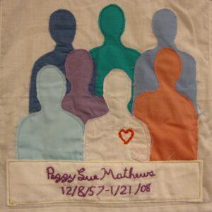 Peggy Matthews, December 1957 - January 2008