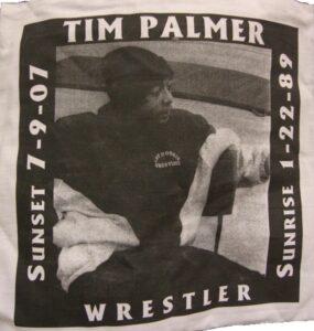 Tim Palmer, January 1989 - July 2007