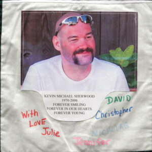 Kevin Sherwood, Forever smiling, Forever in our hearts, Forever young
