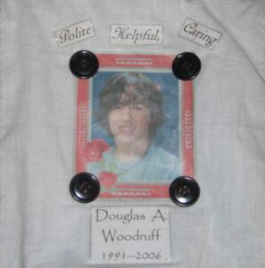 Douglas Woodruff, Polite, Helpful, Caring