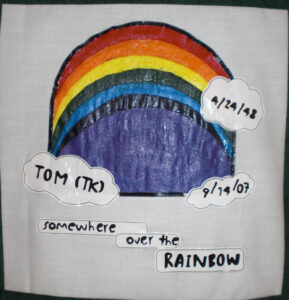 Tom, Somewhere over the rainbow 1948 - 2007