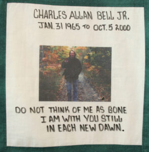 Charles Bell Jr., January 1965 - October 2000