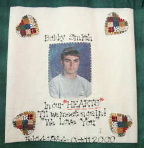 Bobby Smith, In our hearts til we meet again