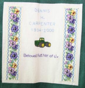 Dennis Carpenter, Beloved Father of Six