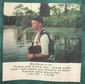 Patrick Maxeiner, January 1975 - January 2000
