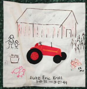 Luke Kroll, July 1972 - March 1999