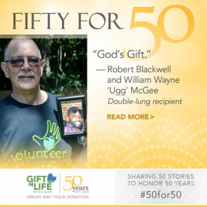Fifty for 50 Robert and Wayne