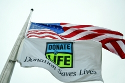 Gift of Life Flag