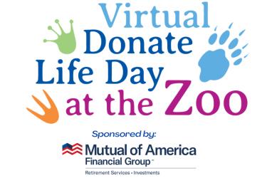 Virtual Donate Life Day at the Zoo